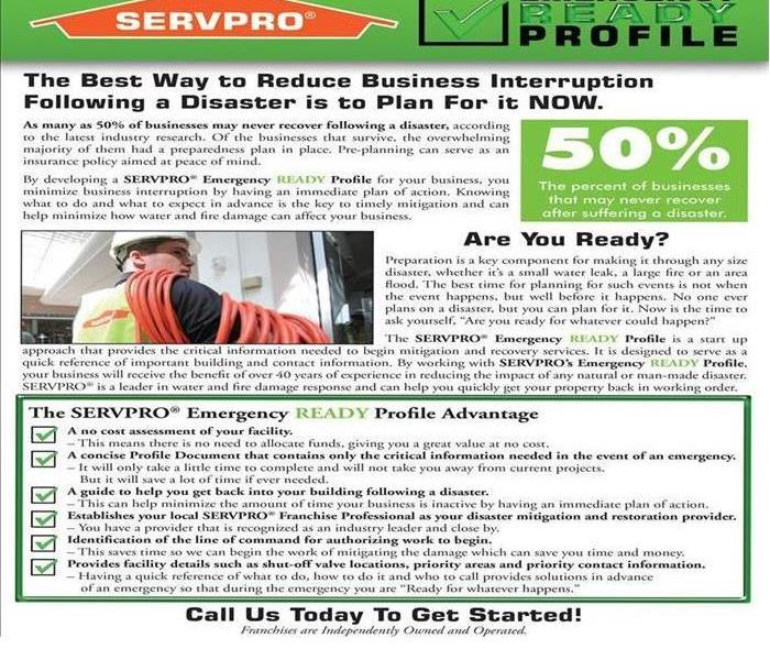 Commercial Develope an Emergency Ready Plan for your business!