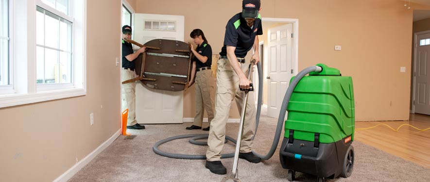 Ashland, KY residential restoration cleaning